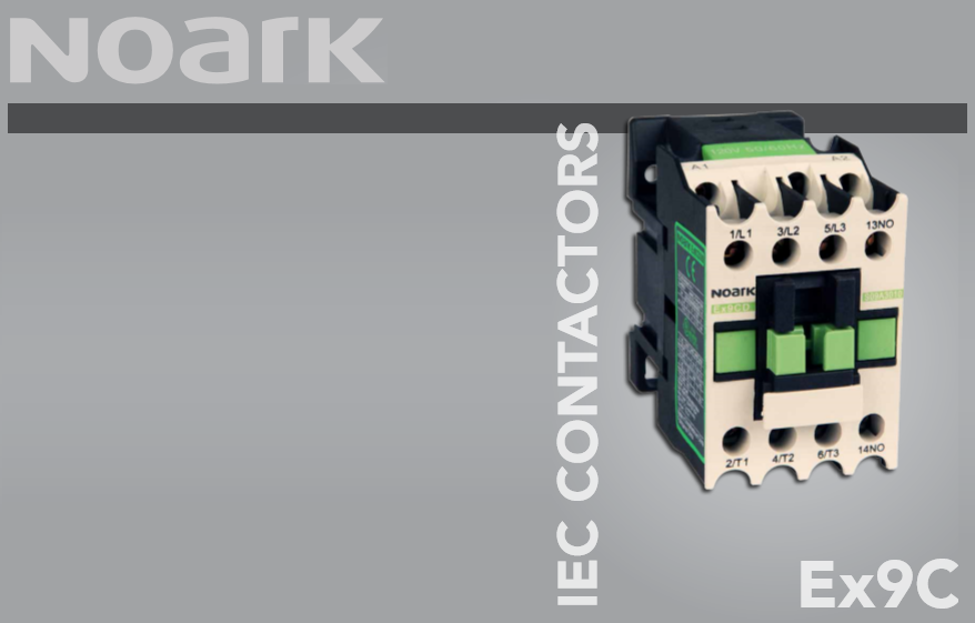 Noark Motor Control Devices
